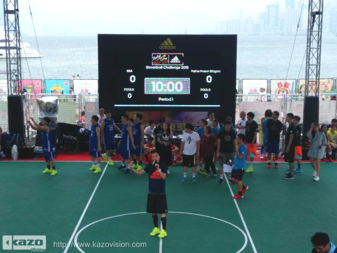 Streetball Challenge 2015
