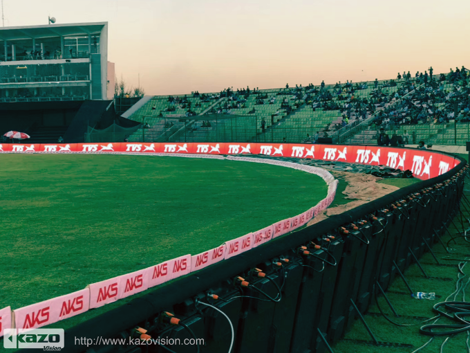 Sylhet International Cricket Stadium, Bangladesh