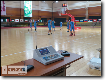 National Deaf Basketball Championship 2014