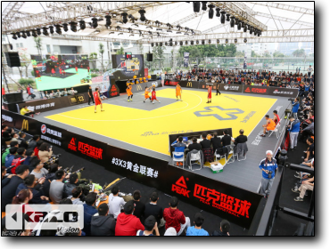2017 Sina 3x3 Basketball Golden League