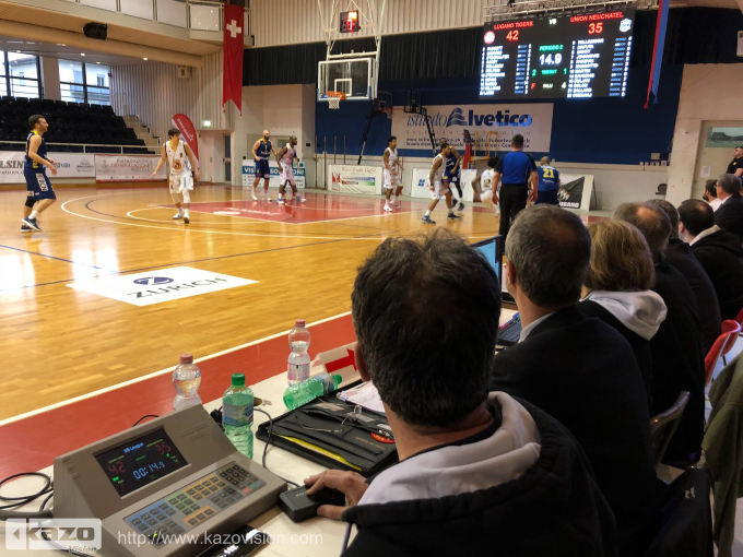 SWISS Basketball League