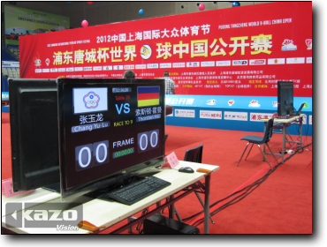 Nine Ball China Open Tournament