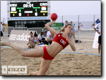 Men's and Women's Beach Handball World Championships