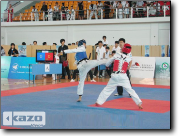 Changbai Mountain Youth International Open Taekwondo Championship