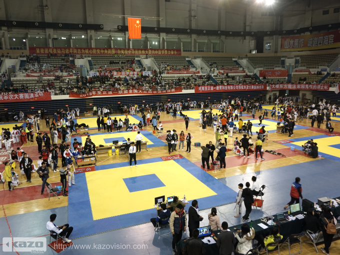 2018 DAOYI Public Taekwondo Invitational Tournament
