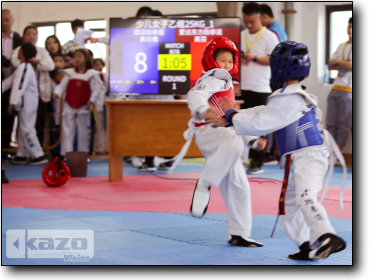"the 2nd ""Excellent Cup"" Taekwondo Competition of Suzhou"