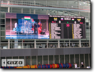 FINA Water Polo World League Super Final Women 2014